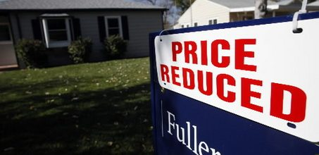 Home sales hit six-month low