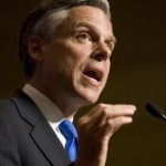 Former Utah Gov. Jon Huntsman speaks in Salt Lake City. (AP Photo/Douglas C. Pizac, File)