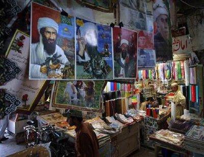 Bin Laden wanted to improve al-Qaida's image