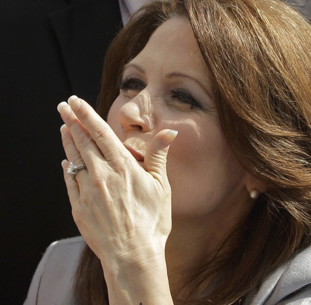 More flubs from Bachmann