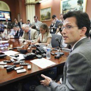 House Majority Leader Eric Cantor of Va. (AP Photo/Manuel Balce Ceneta)