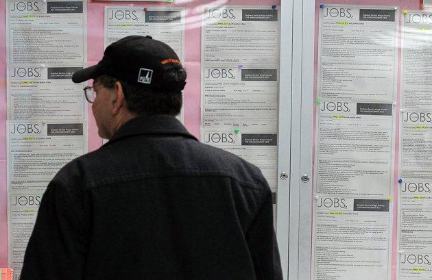 Grim jobs report casts shadow on debt talks