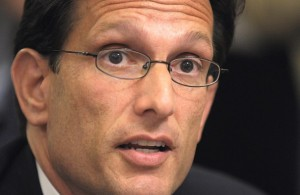 Some in GOP fed up with Cantor's antics | Capitol Hill Blue