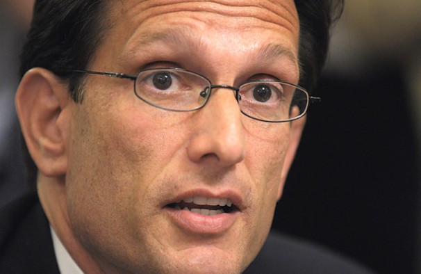 Eric Cantor goes down in flames in loss to tea party challenger