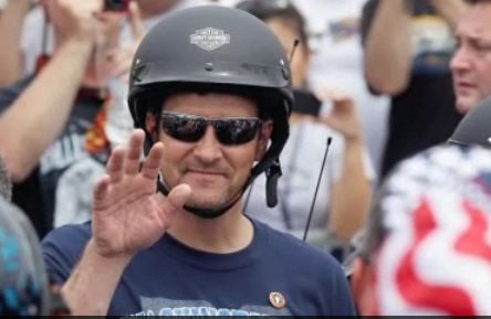 Todd Palin at this year's Rolling Thunder: Are we ready for a First Dude?