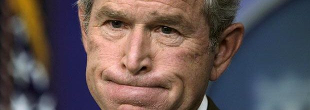 Voters still blame George W. Bush for nation's economic ills