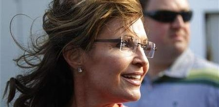 Palin's fundraising falls way short