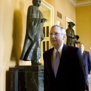 Sen. Mitch McConnell (AP)