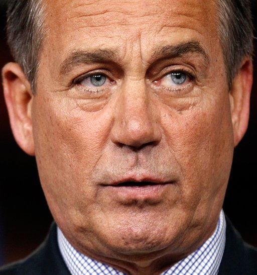 Boehner walks out on debt limit talks