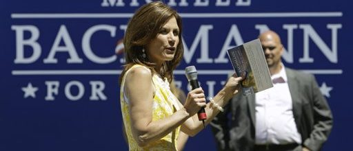 Pawlenty vs. Bachmann: A good political feud