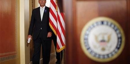 Boehner's two-step plan: Risky politics