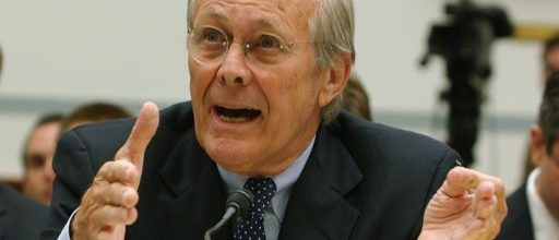 Tortured vet cleared to sue Rumsfeld over abuse