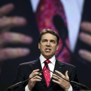 Rick Perry (AP Photo/David J. Phillip)
