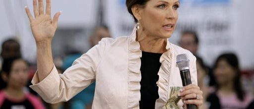 Bachmann's claim: 'I'm a real person'