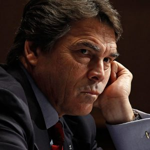 Rick Perry: Vetting Barack Obama?