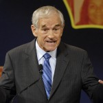 Republican presidential hopeful Rep. Ron Paul,R-Texas. (AP Photo/Nick Wass)