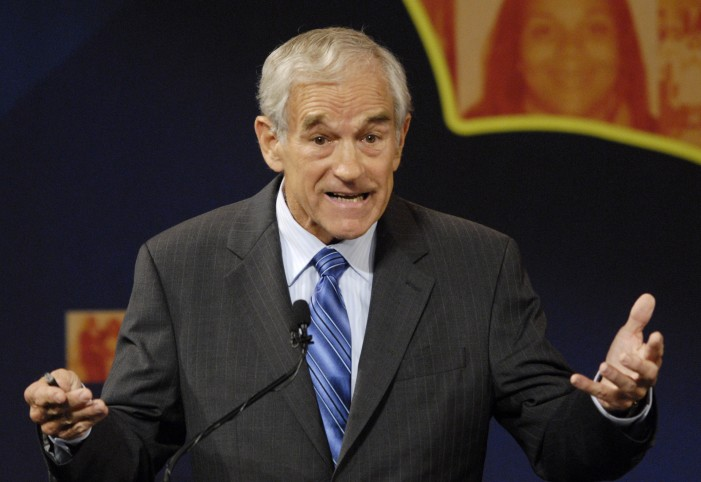 Ron Paul just can't get no respect