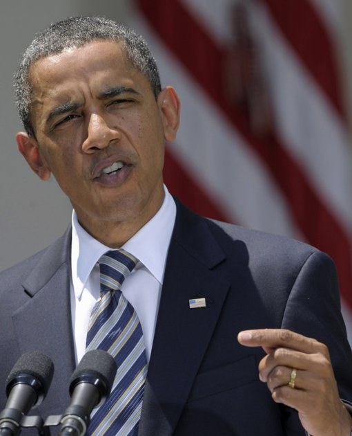 President Barack Obama: Oh, how times have changed (AP Photo/Susan Walsh, File)