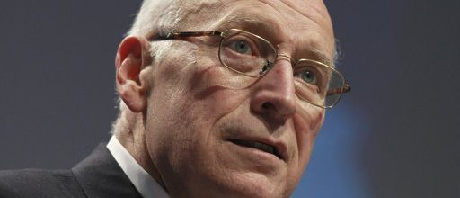 Dick Cheney: A legend in his own mind?