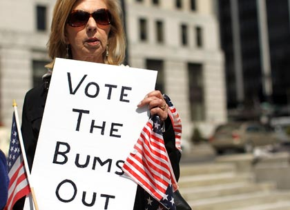 Voters are mad as hell at Congress