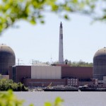 Nuclear power plant at Indian Point, New York (AP Photo/Seth Wenig, File)