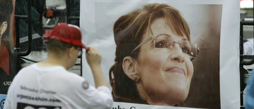 Palin sure sounds like she's running for President
