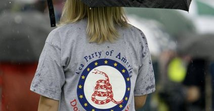 Like it or not, tea party is an influencing factor