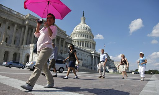 Americans feel safe in spite of Congress
