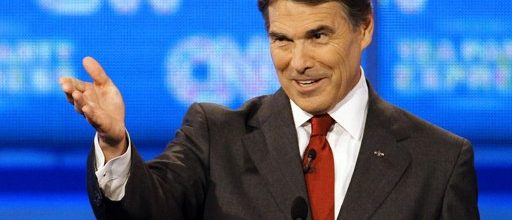 GOP foes attack Perry's record