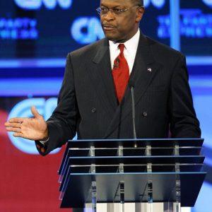 GOP Presidential candidate Herman Cain (AP Photo/Mike Carlson)