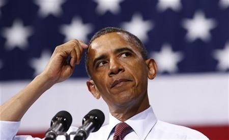 Obama's approval falls in California