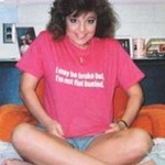 Palin in college