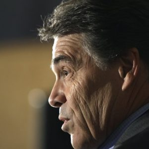 Texas Gov. Rick Perry (AP Photo/Charlie Neibergall)