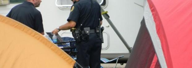 Five die in RV at biker fest