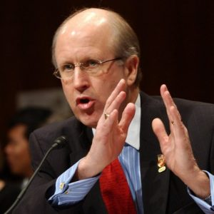 Comptroller General David Walker. (AP Photo/Dennis Cook, File)
