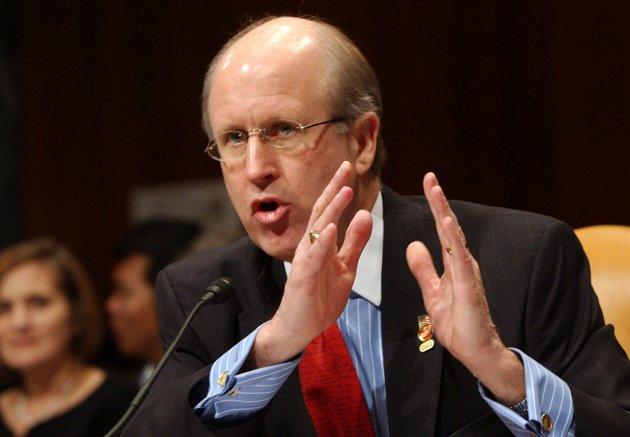 Comptroller General David Walker. (AP Photo/Dennis Cook, File)