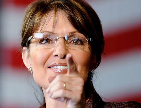 Is Sarah Palin close to a decision on running for President?