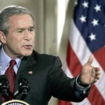 Former President George W. Bush: Still the economic scapegoat