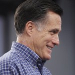 GOP Presidential candidate Mitt Romney (AP Photo/Cheryl Senter)