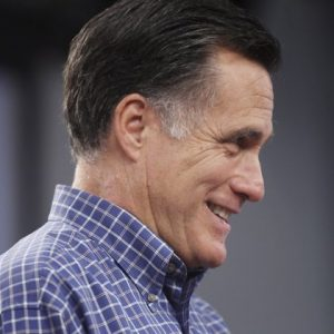 GOP Presidential candidate Mitt Romney (AP Photo/Cheryl Senter)
