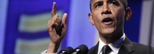 Obama chastises GOP candidates for silence on gay rights