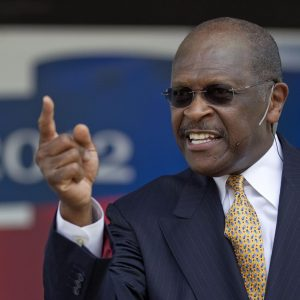 Herman Cain: The new 'Godfather' of the GOP?