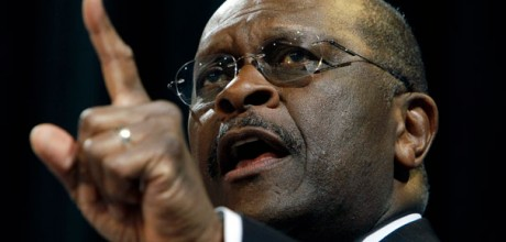 Cain: It's all the fault of the poor and unemployed