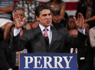 Rick Perry (Charles Krupa/AP)
