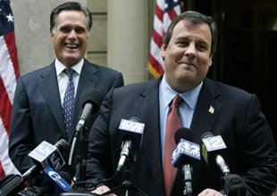 Christie endorses Romney