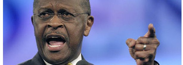 Herman Cain: Just another puppet for Charles and David Koch?