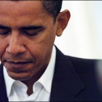 President Barack Obama: No so happy days