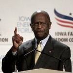 Herman Cain (AP Photo/Nati Harnik)