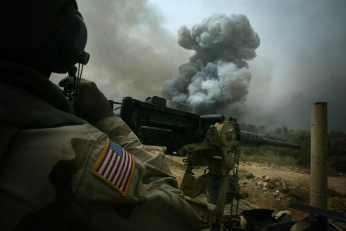 Americans doubt the Iraq war is really coming to an end