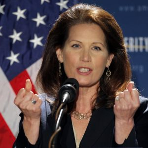 Michelle Bachmann: Going, going, gone?